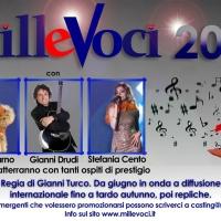 Mille Voci 2017 il nuovo format di intrattenimento musicale sarà presto girato ad Aprilia e mandato in onda in tutto il mondo!