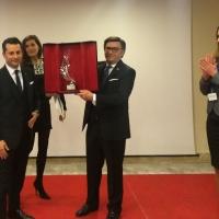 Cerimonia per il conferimento del titolo di Magnifico Rettore  dell'Università Unisanraffaele al prof. avv. Corrado Labisi