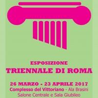 Sensazionale! L'artista Clara De Santis alla Triennale di Roma-Complesso del Vittoriano