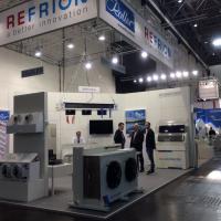Refrion debutta ad Euroshop con Gas Cooler,  l'unità per la refrigerazione che sfrutta la CO2 e combatte il riscaldamento globale