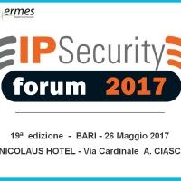 A Bari la prossima edizione di IP Security Forum