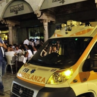 Verona - Turista irlandese sviene davanti a opera d'arte