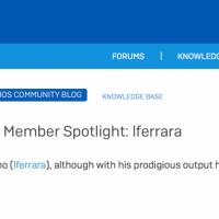La professionalità di Luciano Ferrara, Maleva.it, riconosciuta da Sophos