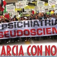 A FIRENZE CORTEO DI PROTESTA CONTRO GLI ABUSI PSICHIATRICI