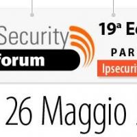 """Formazione a IP Security Forum Bari Corso """"Norme CEI Sistemi antintrusione e antirapina"""""""