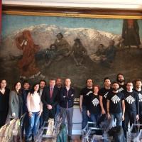 Accademia Arotron: lezione aperta e debutto per gli allievi