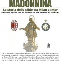 Derby letterario con la storia di Milan-Inter sabato 8 aprile
