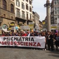 A Firenze la protesta contro gli abusi psichiatrici