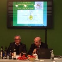 L'olivicoltura pontina in mostra al SOL di Verona