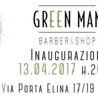 Dall'esperienza Gogen nasce Green Man Barber & Shop Salerno