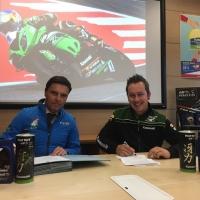 Rinnovato l'accordo tra team Puccetti Racing e TotalErg-Elf