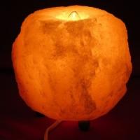 Lampada di sale: il punto luce che fa atmosfera