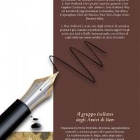 Poesia: pubblicati i nomi dei finalisti del Premio Poetico Nazionale dedicato a L. Ron Hubbard