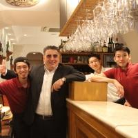 Uno chef, appartenente al network della Camera di Commercio Italiana in Giappone, ha portato l'agroalimentare italiano nel paese nipponico