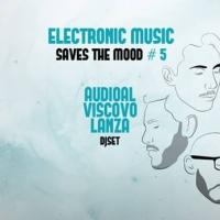 SABATO 15 APRILE ELECTRONIC SAVE THE MOOD # 5 AL MOSES LIVE CLUB. A PARTIRE DALLE 23.00, IL TRITTICO AUDIOAL - LANZA - VISCOVO