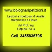 Ripetizioni Di Analisi Matematica e Fisica a Bologna.