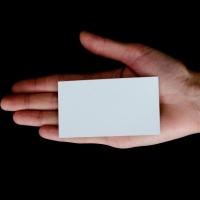 Biglietto da visita efficace: le 5 caratteristiche fondamentali