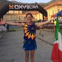 Lorena Brusamento, Campionessa e migliore prestazione Italiana 12 h di corsa