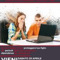 """29 APRILE, VILLA LITTA-MILANO  """"WEB E SOCIAL NETWORK-I RISCHI DELLA RETE: COME PROTEGGERE I NOSTRI FIGLI"""""""
