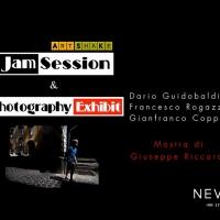 Questo Giovedì al Nevermind Jam e Mostra Fotografica di Giuseppe Riccardi
