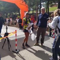 Simona Morbelli vince, per la terza volta, la Tuscany Crossing 103km D+ 3.220