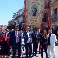 Brusciano, 40° Anniversario della Paranza Volontari e Questua del Giglio Ortolano per la 142esima Festa dei Gigli. (Scritto da Antonio Castaldo)