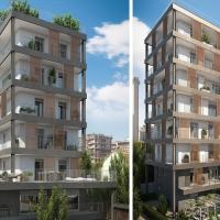 Gioia 181, il nuovo complesso abitativo in zona Naviglio Martesana, Milano