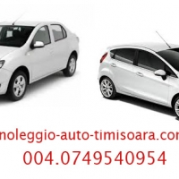 Noleggio Auto Timisoara - West Rent a Car