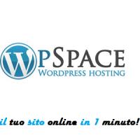 WpSpace.eu - Crea il tuo Sito Web in 1 Minuto!