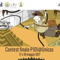 Contest finale per il programma P101@Unicas sponsorizzato da Seeweb