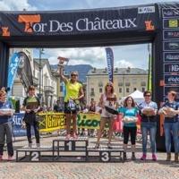 Simona Morbelli vincitrice assoluta del Tor des Chateaux, ultratrail di 100km