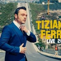 Tiziano Ferro a Messina 2017, ecco la data del suo concerto
