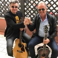 Bobby Solo e George Aaron i due cantanti hanno creato un duetto molto particolare.