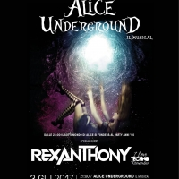 ALICE UNDERGROUND IL MUSICAL