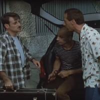 Il road movie preferito dagli italiani? Tre uomini e una gamba