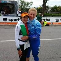 Brenda bissa la vittoria alla Nove Colli running, gara di corsa a piedi di 202,4km