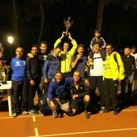 Sport against violence, vince La Sbarra & I Grilli Runners, uomini e donne