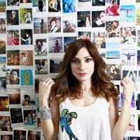 """Gipsy style per la fantastica Simonetta Spiri che sceglie Eles Italia per il suo nuovo singolo """"Il Tempo di Reagire"""""""