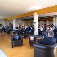Syneto partner Gala 2017 in Franciacorta