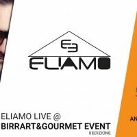 Eliamo live alla II edizione del BirrArt&Gourmet