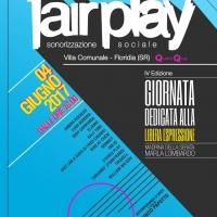 Fair Play. Sonorizzazione sociale. Al via la IV edizione della kermesse musicale con l'artista Marla Lombardo come Madrina d'eccezione.