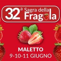 Sagra della fragola Maletto 2017