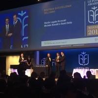 Lo Studio Legale degli Avvocati Michele Bonetti & Santi Delia è tra i vincitori della VII° edizione del Premio internazionale Le Fonti: ancora boutique di eccellenza.