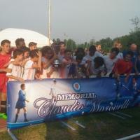 Il Valencia vince la IX edizione del Memorial Marovelli
