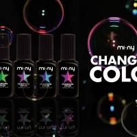 MILLE SFUMATURE DI COLORE CON GLI SMALTI CHANGING COLOR BY MI-NY!
