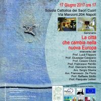 Spoleto Art Festival To Napoli: sabato 17 giugno presso la Scuola Cattolica dei Sacri Cuori(NA)