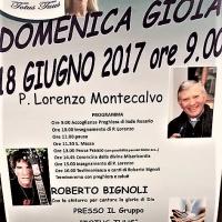 Incontro di preghieracon Padre Lorenzo Montecalvo  e  testimonianza Roberto Bignoli