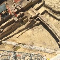 CEAPP scoperte rovine romane durante i lavori della linea C della metro di Roma