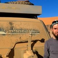 Continuano le attività divulgative e media dell'uomo del Sahara