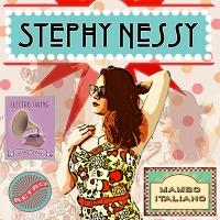 """E' uscito """"Mambo Italiano"""", il primo singolo Electro Swing di Stephy Nessy."""